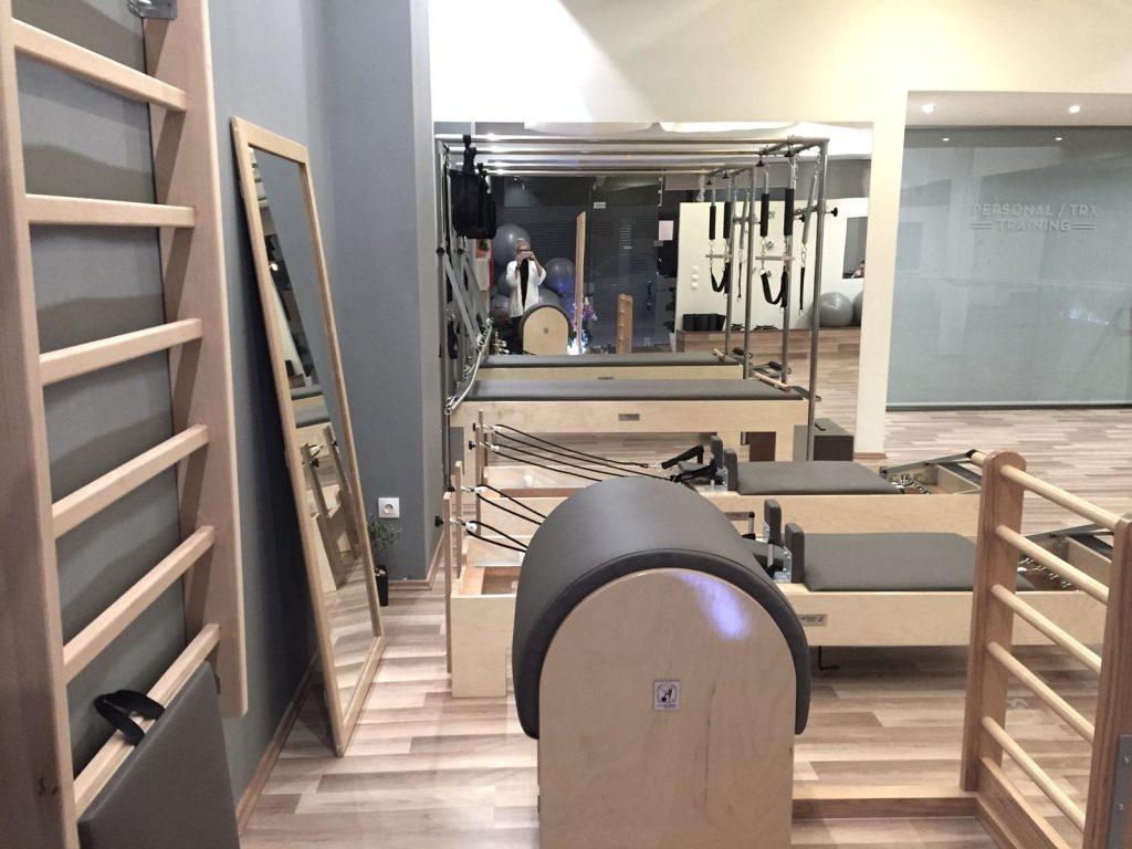 Pilates Studio in Glyfada
