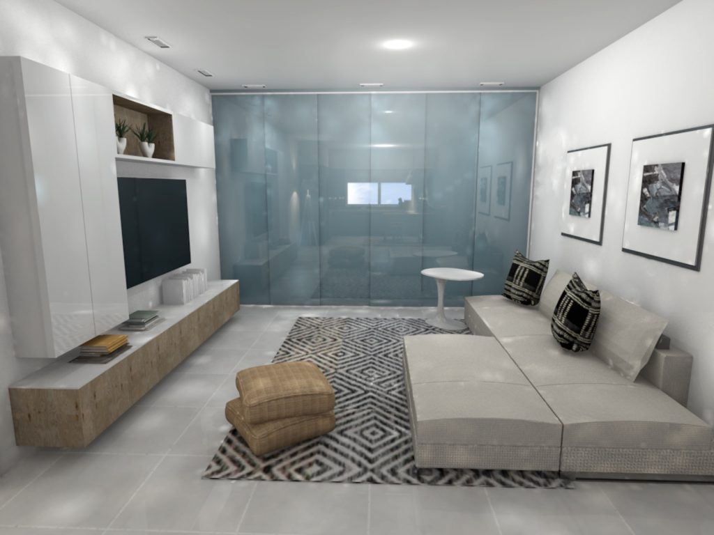 Residence in Voula, Playroom