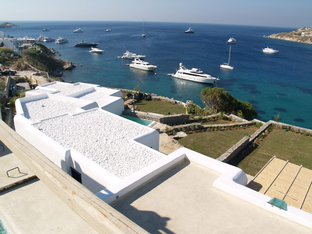 Hotel Resort in Mykonos