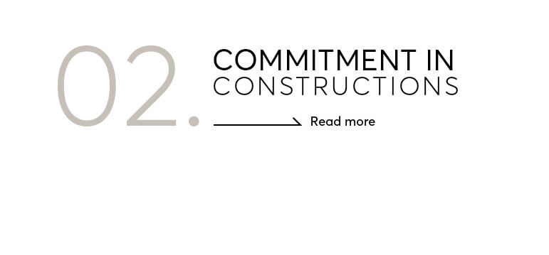 Stokas Construction - Commitment in Constructions