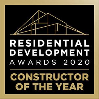 RESIDENTIAL DEVELOPMENT AWARDS 2020